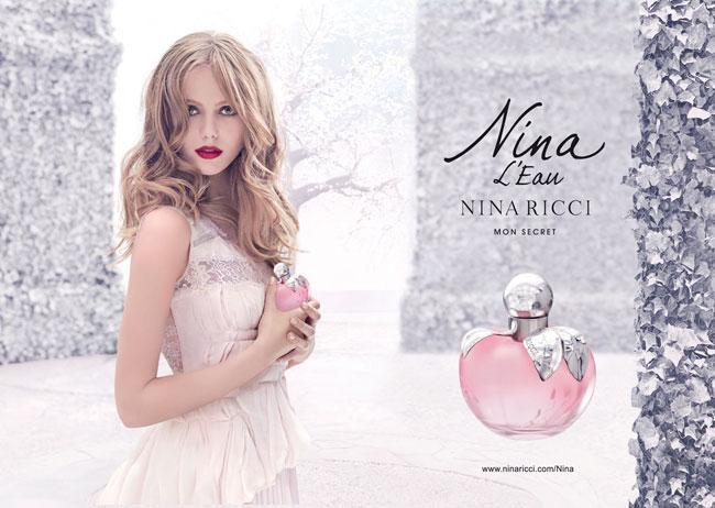 Modelo Nina Ricci